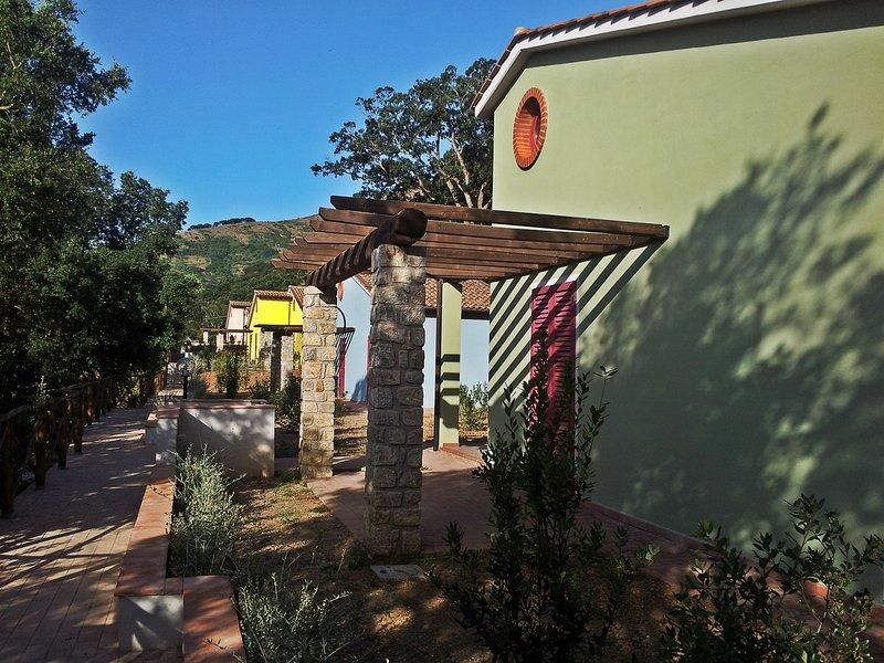 villaggio Mezzo Ortano, vacation rental in Rio Nell'Elba