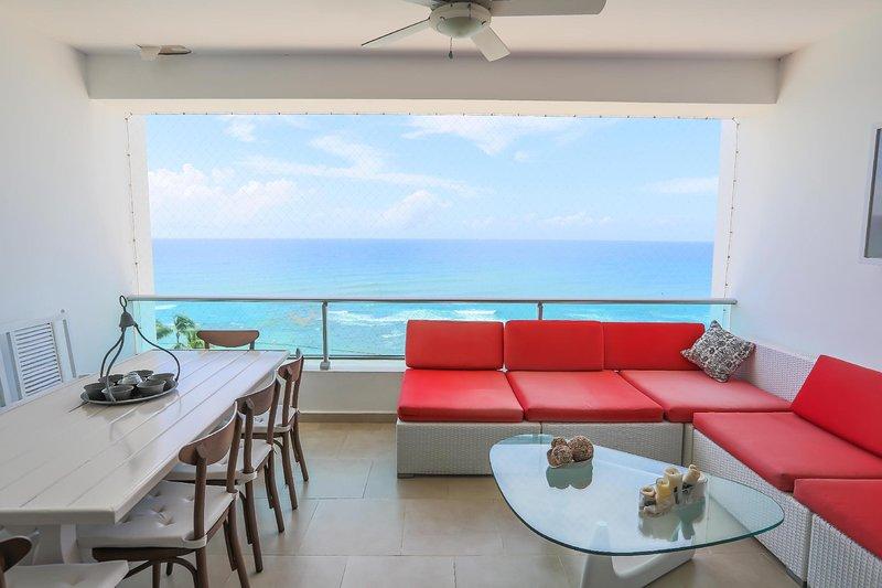 Coral Beach Apt at Marbella JD!, holiday rental in San Pedro de Macoris