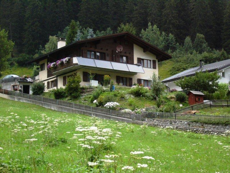Casa Acla Caduff, casa vacanza a Disentis