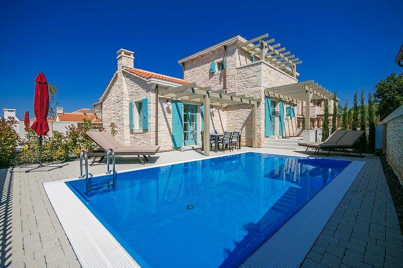 Villa Zorritta, alquiler vacacional en Liznjan