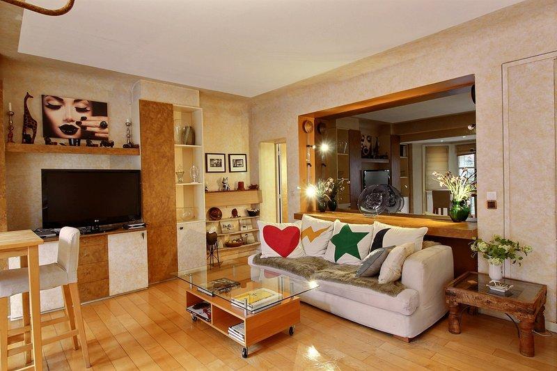 108301 - Appartement 2 personnes à Paris, casa vacanza a Neuilly-sur-Seine