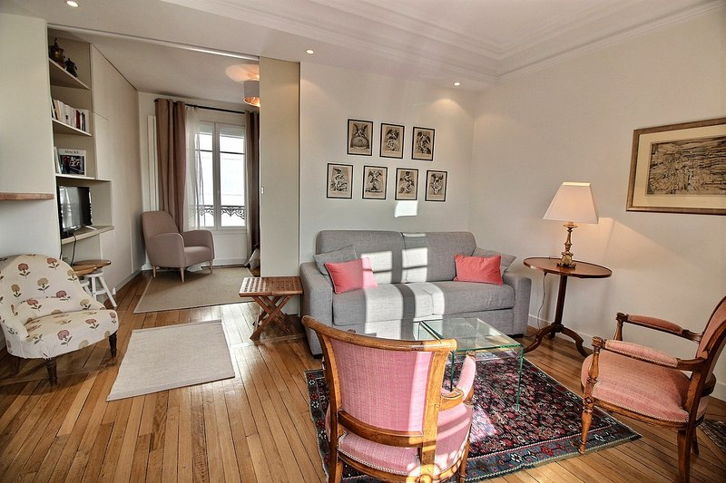 114092 - 3 person apartment in Montparnasse, holiday rental in Gentilly