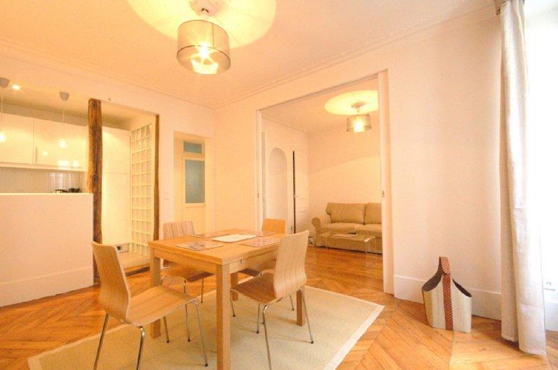 117252 - 17th corporate apartment rental paris, location de vacances à Clichy