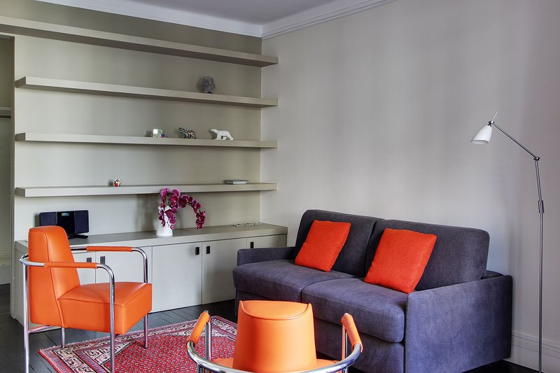 116131 - Lovely apartment for 4 people near the Trocadéro, holiday rental in Neuilly-sur-Seine
