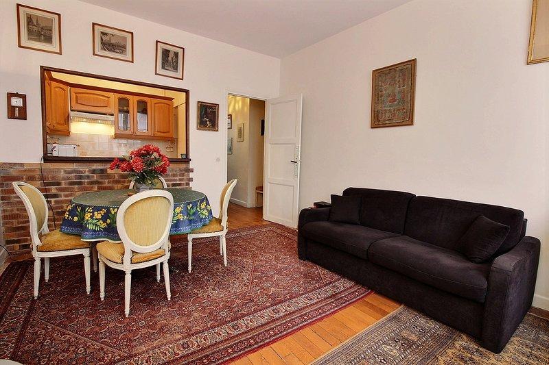 114510 - 3 person apartment in the 14th, alquiler de vacaciones en Montrouge