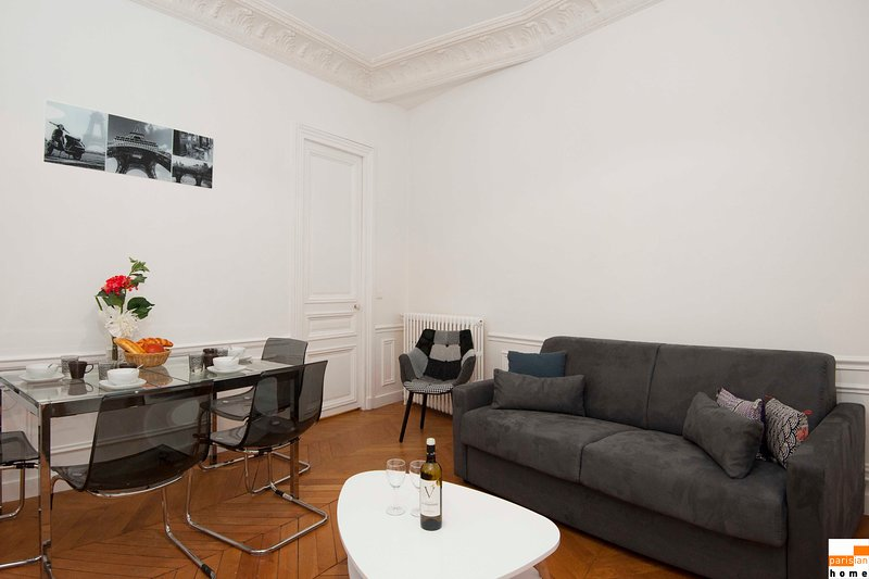 216041 - Large apartment for 6 poeple near the Eiffel Tower, holiday rental in Neuilly-sur-Seine