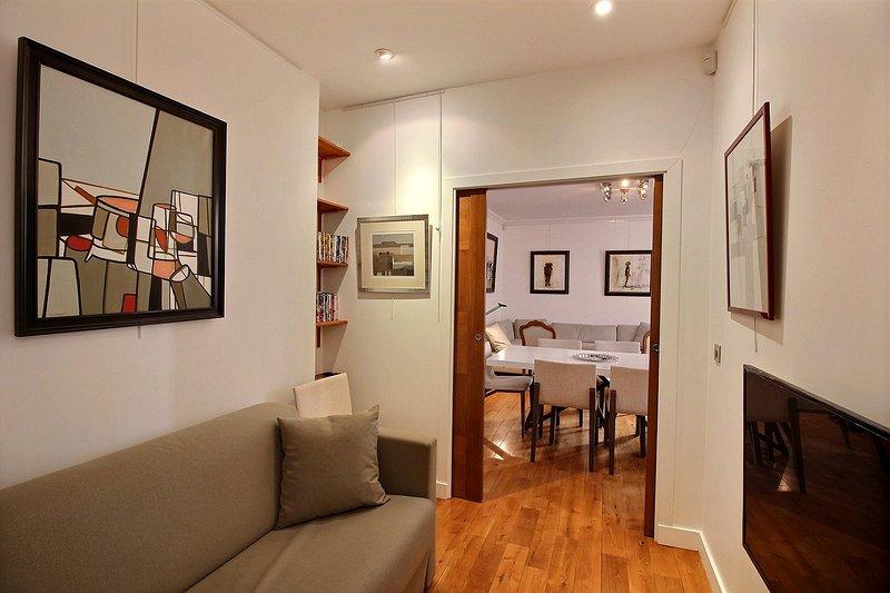 208421 - 2 chambres, proche champs Elysées, aluguéis de temporada em Levallois-Perret