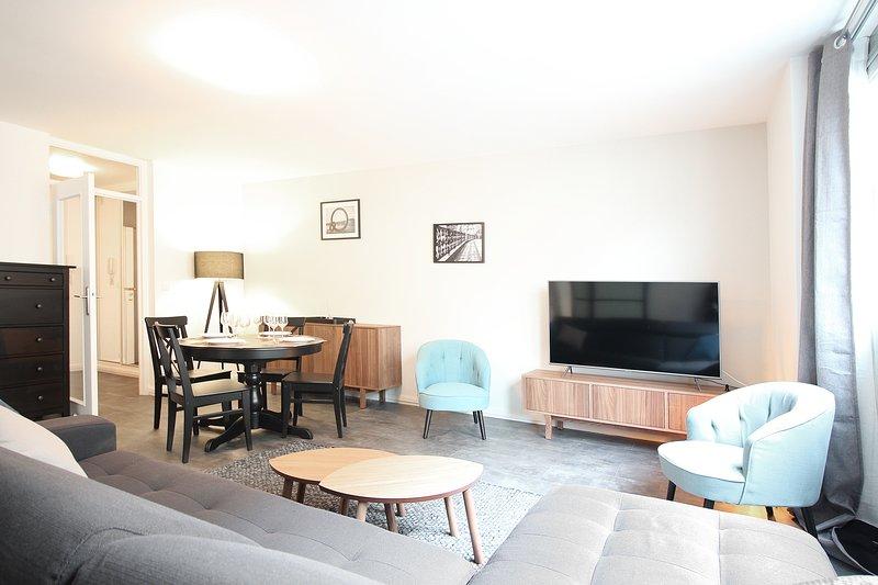 116268 - apartment in the center of Paris, location de vacances à Neuilly-sur-Seine