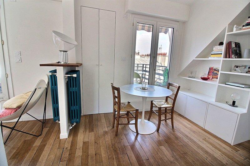 S18139 - Studio 2 personnes Batignolles - Fourche, location de vacances à Clichy
