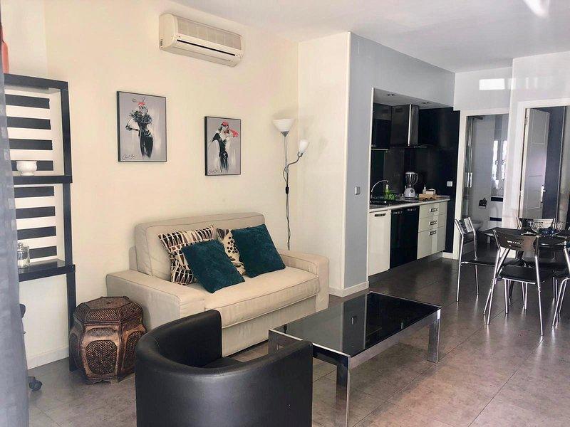 Cardeñosa 1 / Entrevias, holiday rental in Pinto