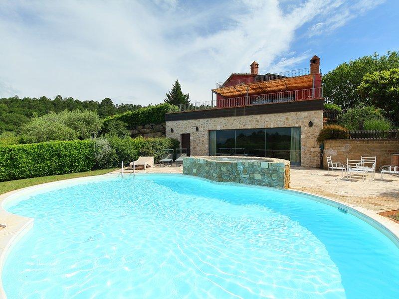 Villa sul Lago, Ferienwohnung in Castel Rigone