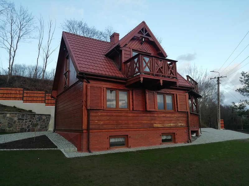 Holiday House By The River, holiday rental in Nurzec Stacja