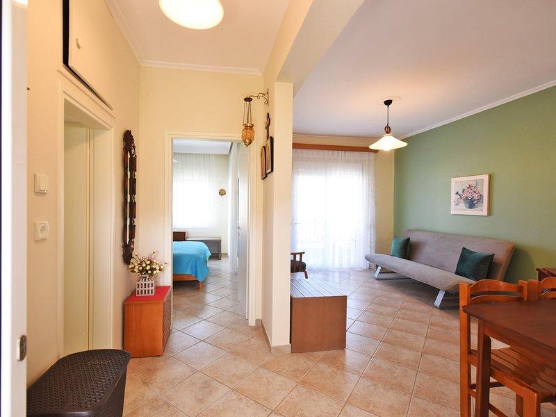 Mina Seaview Apartment - Nea Moudania Halkidiki, casa vacanza a Nea Moudania