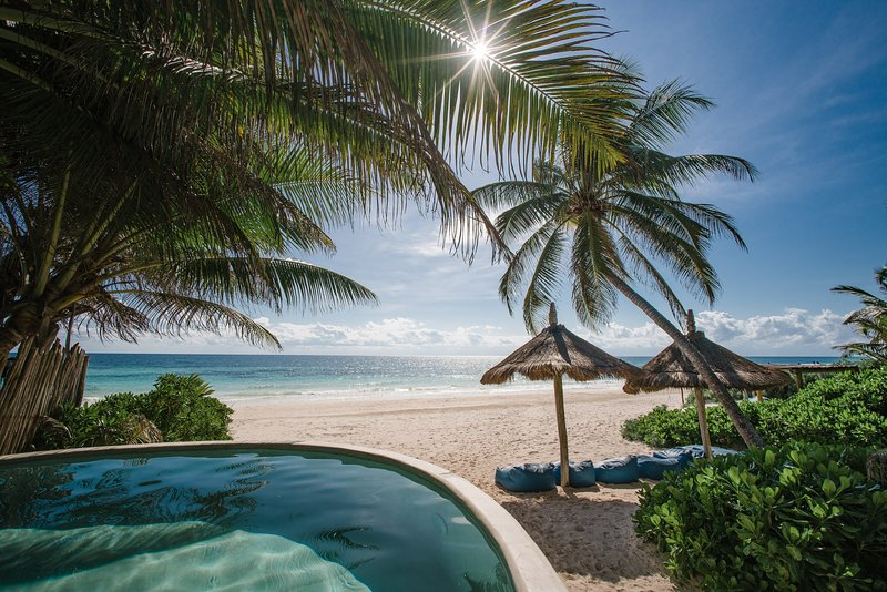 3BR Casa Bonita - Stunning Home on Tulum Beach., vacation rental in Tulum