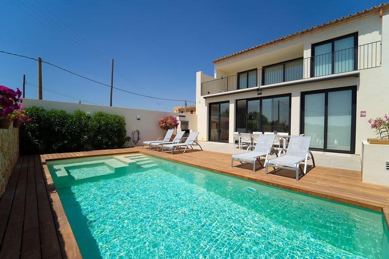 Casa Reiet, holiday rental in Santanyi