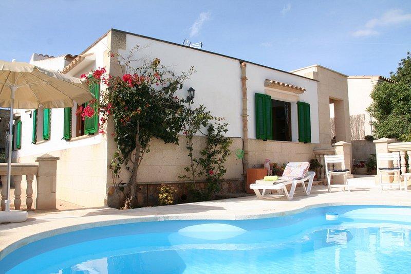 Casa Sergi, holiday rental in Cala Santanyi