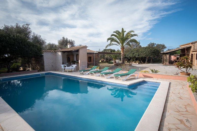 Sa Bassa Llova, holiday rental in S'Alqueria Blanca