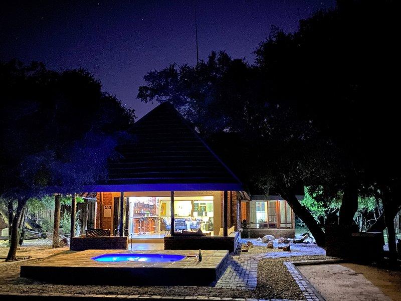 Twiga Lodge Mabalingwe, casa vacanza a Provincia di Limpopo