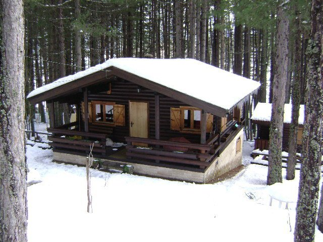 Chalet artistico a Camigliatello, vakantiewoning in Province of Cosenza