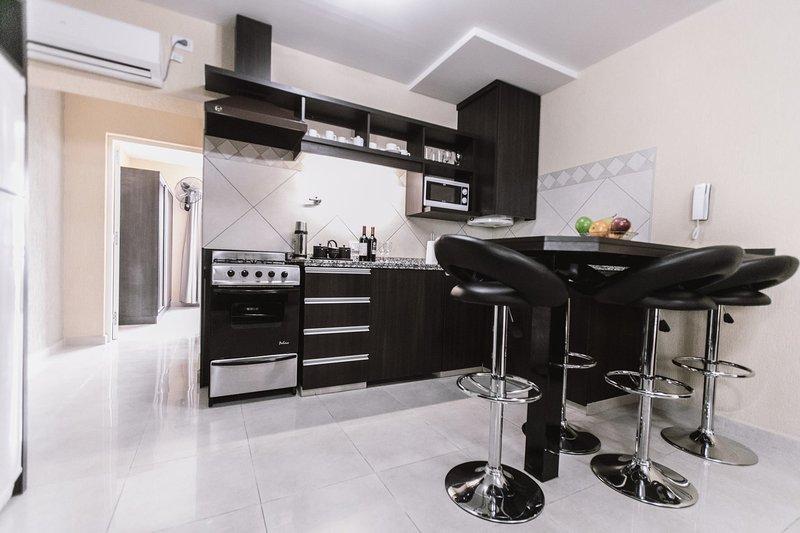 Apartamentos Edificio Boulevard, Premium Balcón Primer Piso, vacation rental in San Rafael