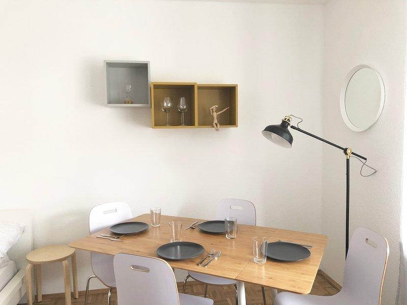 Zentrales Studio im beliebten Kaiserstraßenviertel, aluguéis de temporada em Dortmund