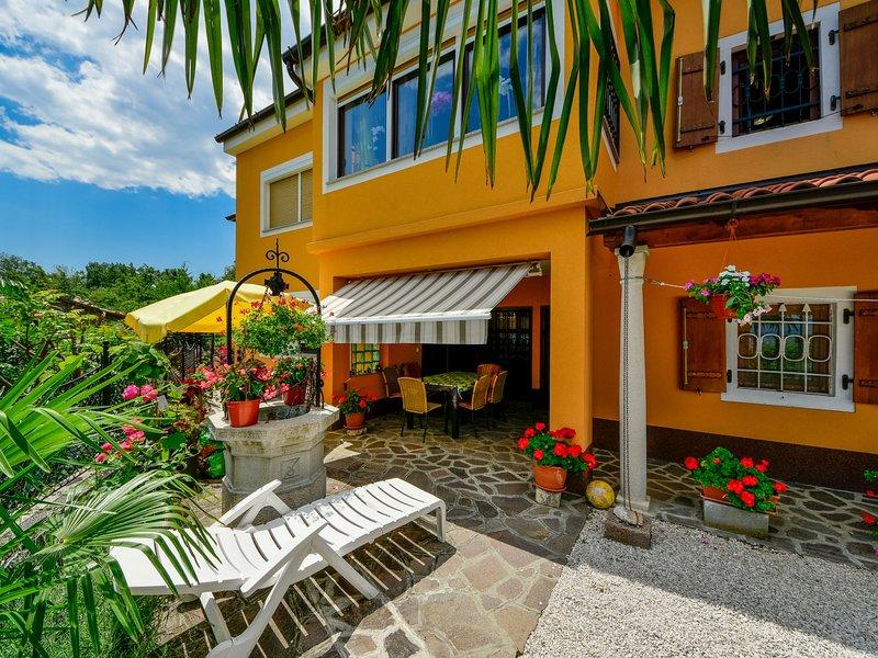 Villa Karolina, casa vacanza a Opric