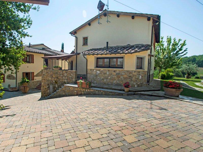 Le Mura, location de vacances à San Leolino