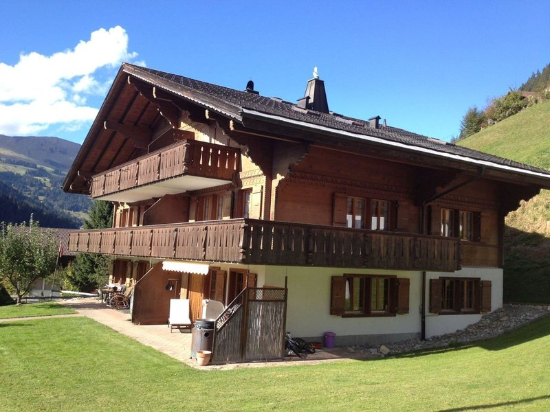 Favre OG Ost, vacation rental in Lenk im Simmental
