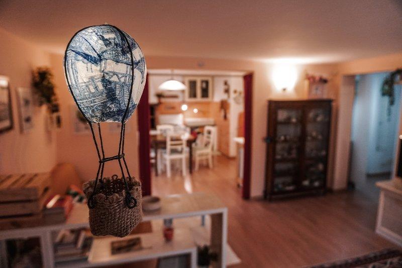 Dependance 'La Mongolfiera' a 5 minuti dal centro, vacation rental in Pieve a Nievole