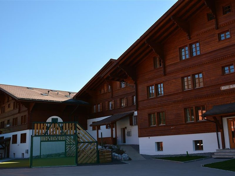 Anne (Hochparterre), vacation rental in Schonried