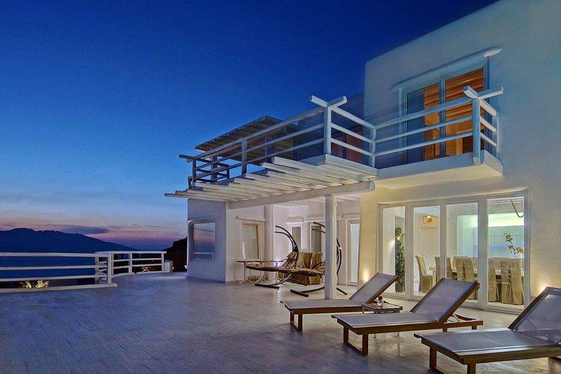 Villa Concordia, holiday rental in Faros Armenistis