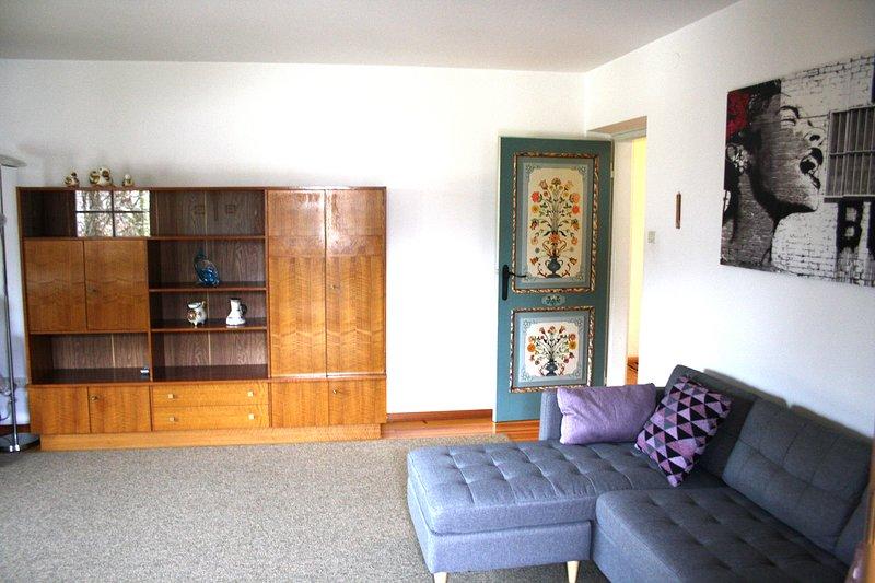Apartments Armeri in Dolomites. Appartamento di 115 mq con 5 stanze e giardino., holiday rental in Riscone
