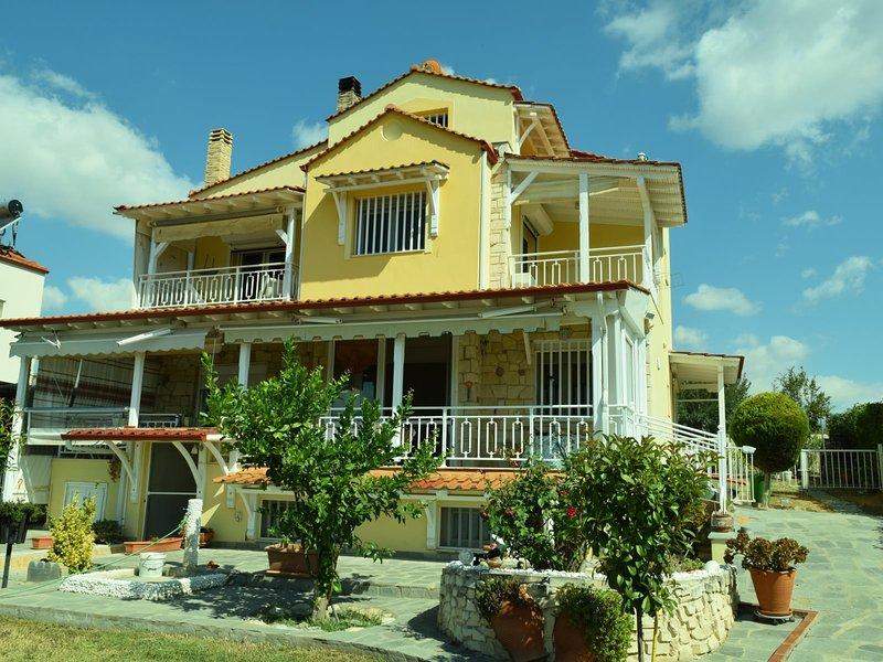 Eva's Treasure - Nea Flogita Halkidiki, location de vacances à Nea Triglia