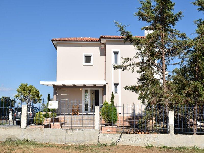 Alexina Sea View Villa - Nea Potidea Halkidiki, holiday rental in Nea Potidea