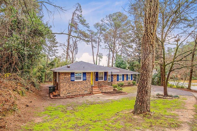 McAllister Manor, location de vacances à Fayetteville
