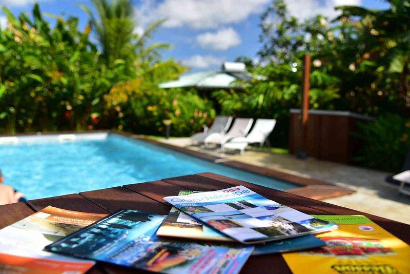 Kaz'à Marthoune, aluguéis de temporada em Basse-Terre Island