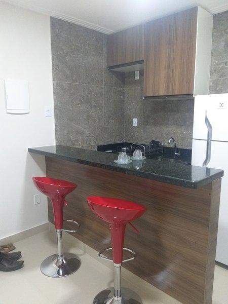 temporada centro manaus conforto luxo, pro. ao teatro amazonas, alquiler vacacional en Manaos