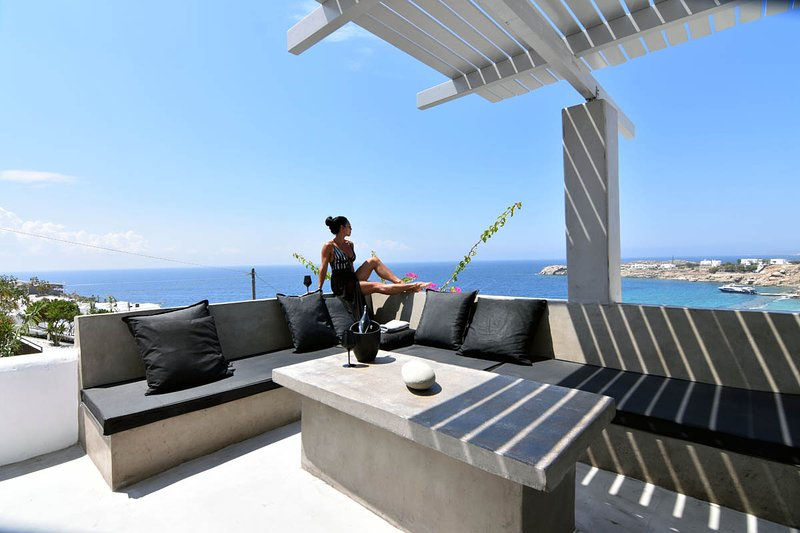 Votsalaki Resort Mykonos- Design Superior Suite Δ, Ferienwohnung in Mykonos