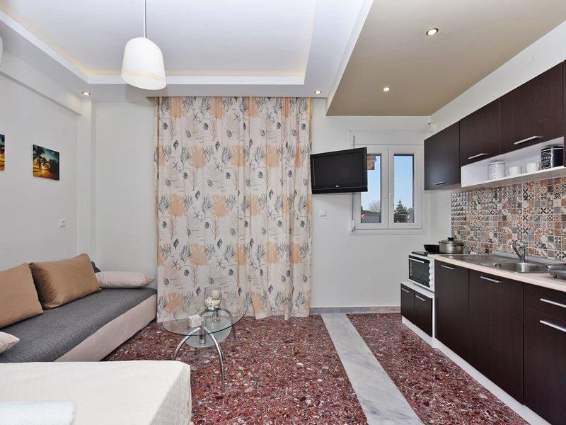 3S Apartments 1st - Nea Flogita Halkidiki, location de vacances à Nea Triglia