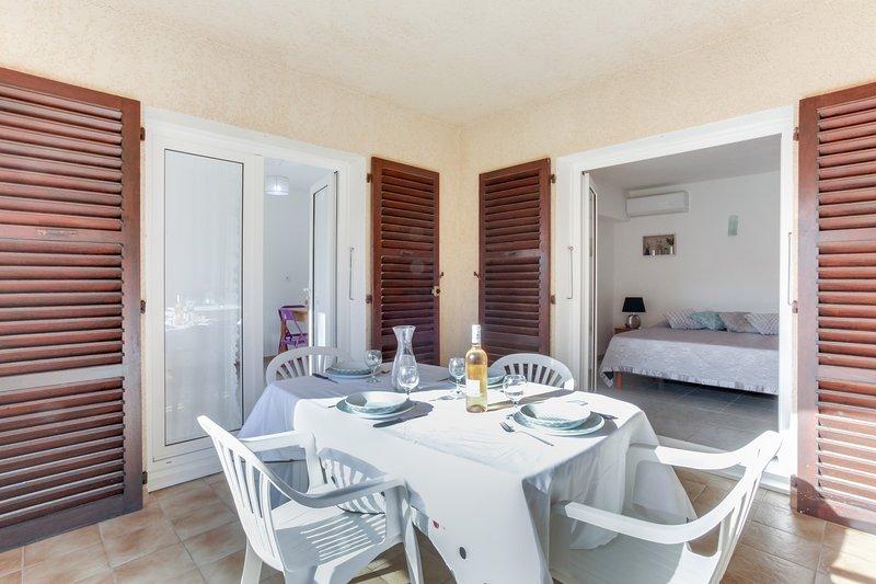 RESIDENCE ANNA SAPHIR, holiday rental in Macinaggio