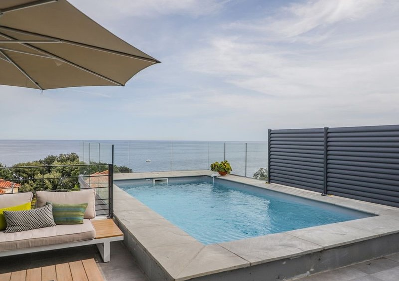 Casa Dalessio 3 - Villa Vue Mer et Piscine, holiday rental in Marine de Pietracorbara
