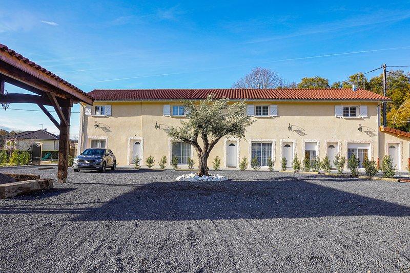 Méribel, Bel Appartement Bonnefamille, holiday rental in Bonnefamille