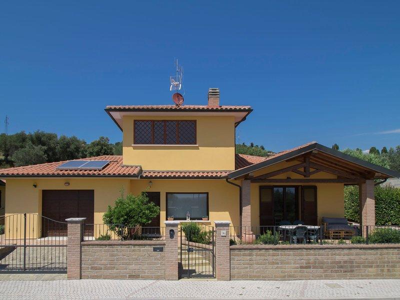 Serra, vacation rental in Suvereto