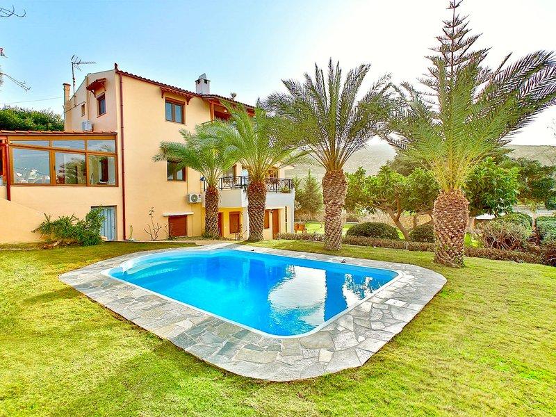Villa Karteros, Ferienwohnung in Karteros