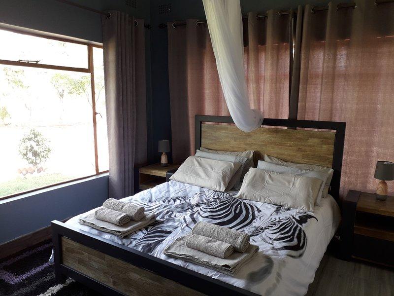 Xhalajenaa Game Farm, holiday rental in Botswana