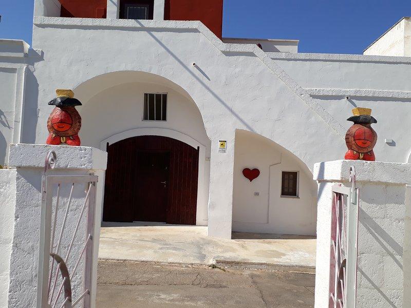 art resort montalbano 'terragialla', aluguéis de temporada em Fasano