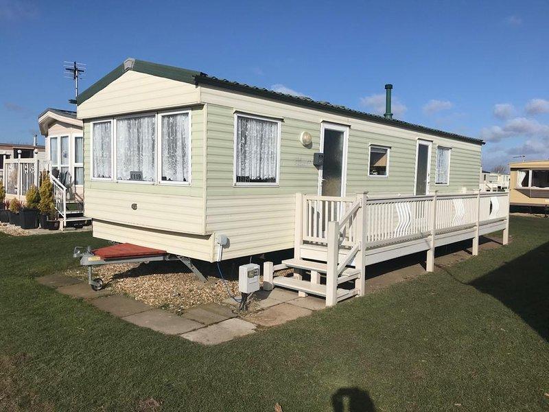 8 Berth Golden Sands (Herald), vacation rental in Ingoldmells