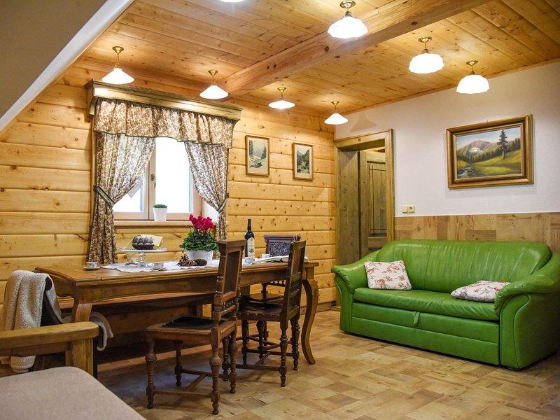 Stará Huť (PPU114), holiday rental in Horni Mala Upa