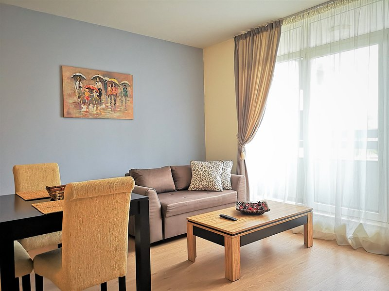 Mladost Apartments Sofia, holiday rental in German