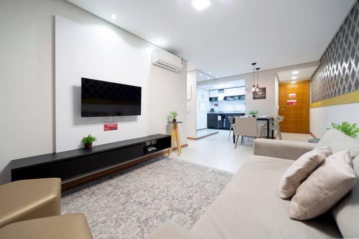 Apto Moderno De 2 Quartos em Gramado, aluguéis de temporada em Nova Petrópolis